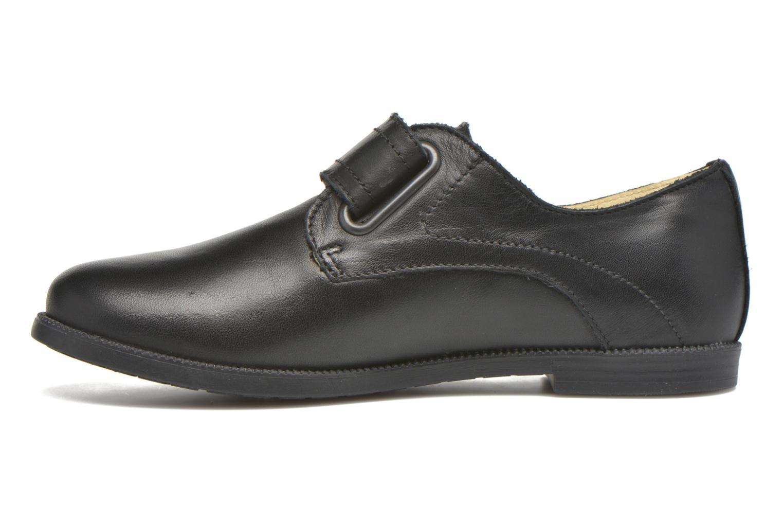 Schoenen met klitteband Primigi Todd 1-E Zwart voorkant