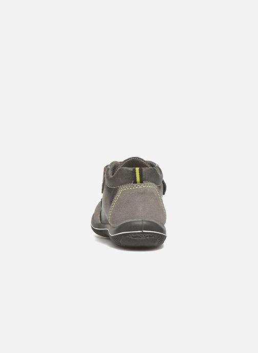 Chaussures à scratch Primigi Alfredo Gris vue droite