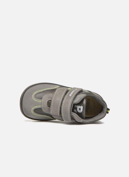 Chaussures à scratch Primigi Alfredo Gris vue gauche