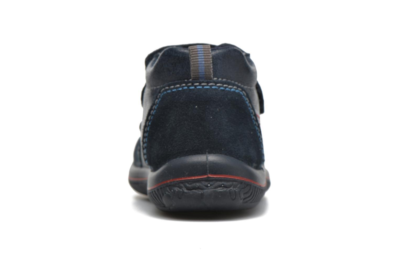 Schoenen met klitteband Primigi Alfredo Blauw rechts
