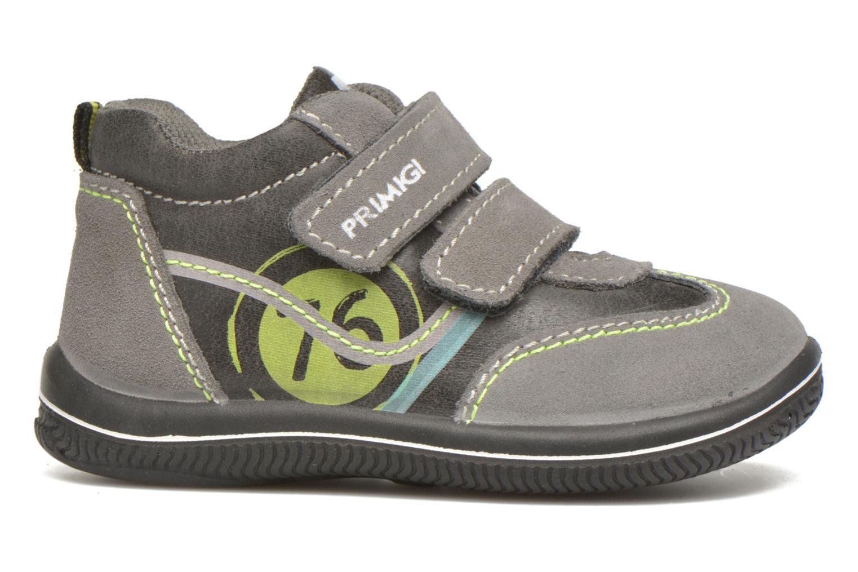 Schoenen met klitteband Primigi Alfredo Grijs achterkant