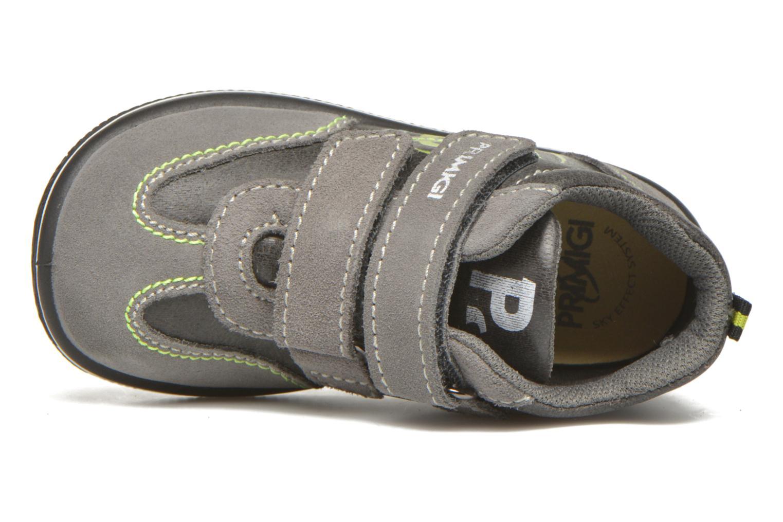 Schoenen met klitteband Primigi Alfredo Grijs links
