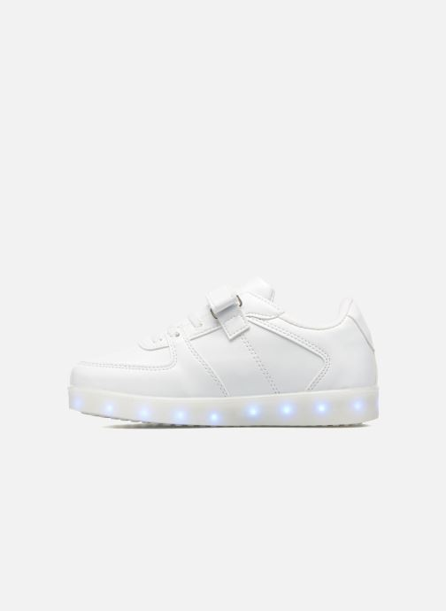 Trainers Cash Money cmf37 Lightlord White front view