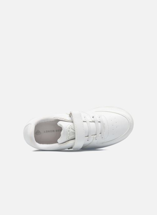 Sneakers Cash Money cmf37 Lightlord Bianco immagine sinistra