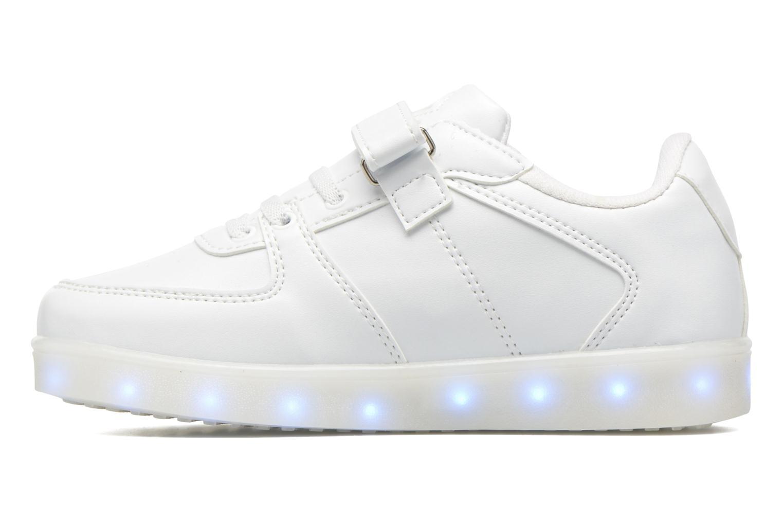Sneaker Cash Money cmf37 Lightlord weiß ansicht von vorne