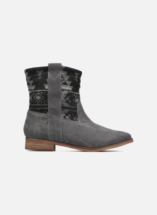 Bottines et boots TOMS Laurel pull-on boot Gris vue derrière