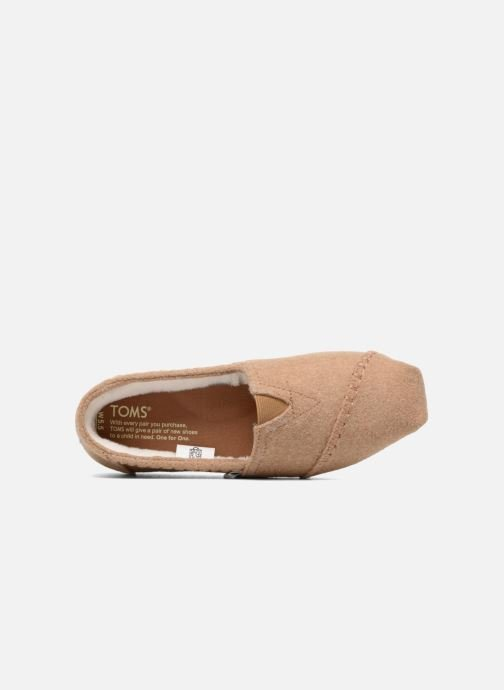 Mocassins TOMS Seasonal classics W Bruin links