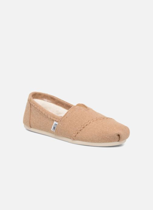 Mocassins TOMS Seasonal classics W Bruin detail