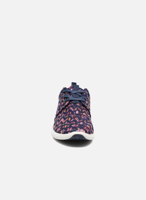Baskets TOMS Del Rey W Violet vue portées chaussures