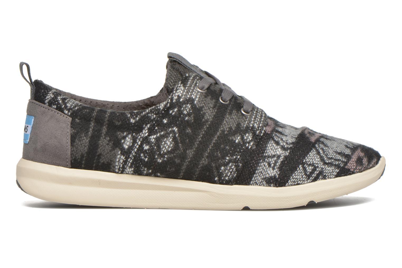 Sneakers TOMS Del Rey W Grijs achterkant
