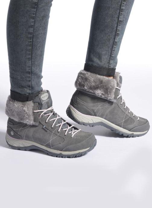 Sportschoenen Hi-Tec Equilibrio Bellini Snug I Wp Wo'S Grijs onder