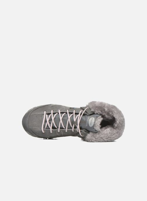 Sport shoes Hi-Tec Equilibrio Bellini Snug I Wp Wo'S Grey view from the left