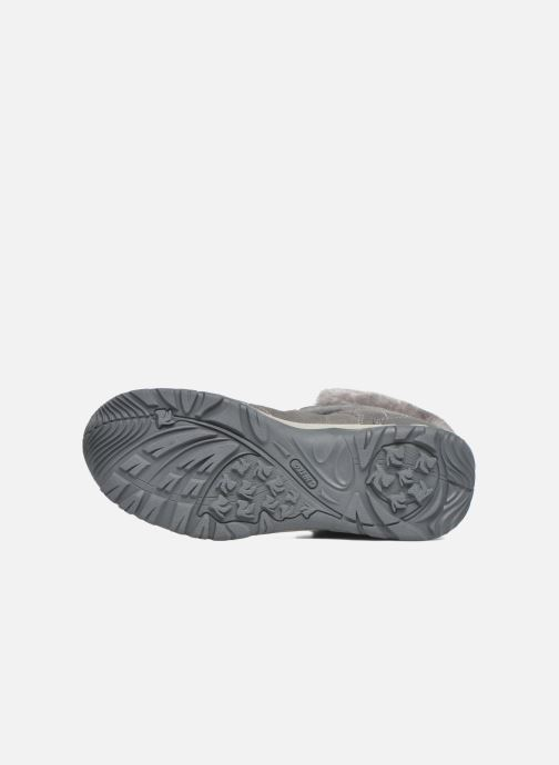 Sport shoes Hi-Tec Equilibrio Bellini Snug I Wp Wo'S Grey view from above