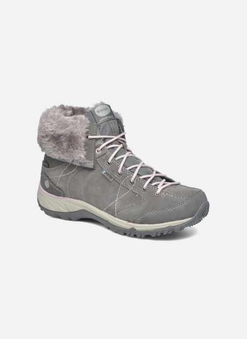 Sport shoes Hi-Tec Equilibrio Bellini Snug I Wp Wo'S Grey detailed view/ Pair view
