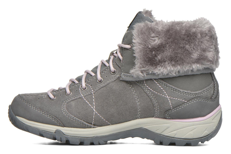 Chaussures de sport Hi-Tec Equilibrio Bellini Snug I Wp Wo'S Gris vue face