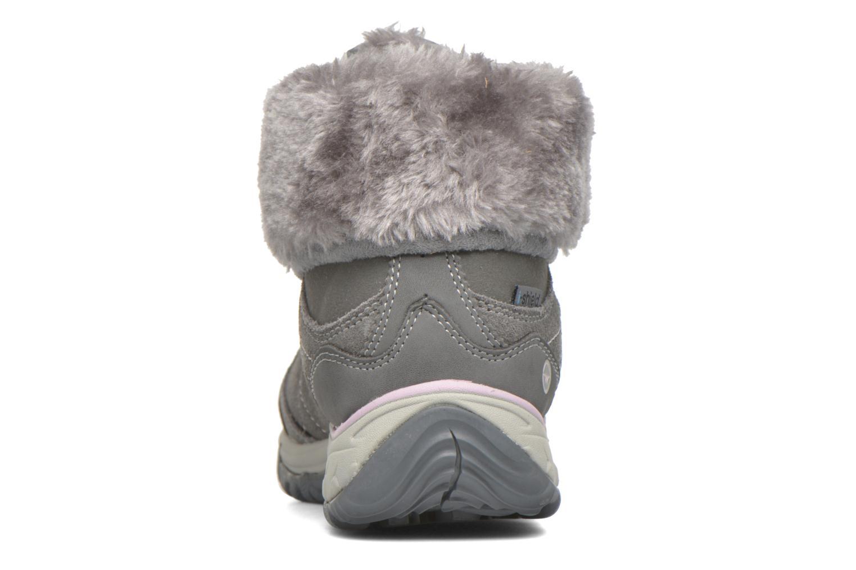 Chaussures de sport Hi-Tec Equilibrio Bellini Snug I Wp Wo'S Gris vue droite