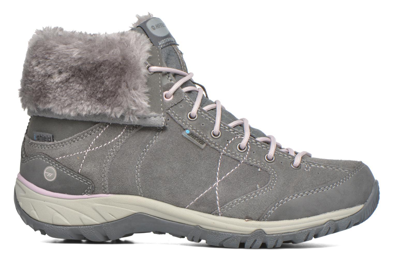 Chaussures de sport Hi-Tec Equilibrio Bellini Snug I Wp Wo'S Gris vue derrière