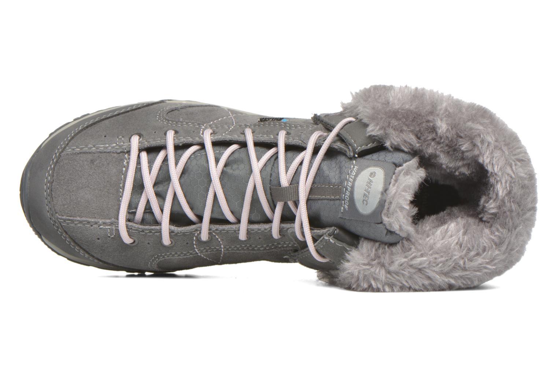Chaussures de sport Hi-Tec Equilibrio Bellini Snug I Wp Wo'S Gris vue gauche