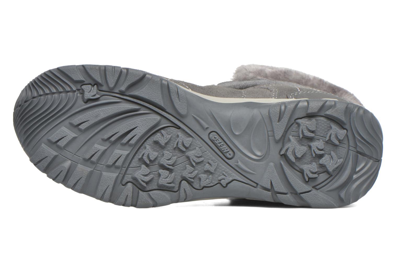 Chaussures de sport Hi-Tec Equilibrio Bellini Snug I Wp Wo'S Gris vue haut