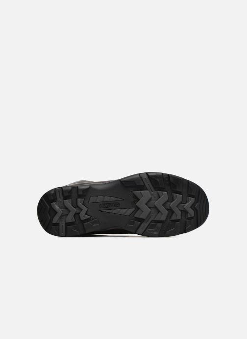 Chaussures de sport Hi-Tec Eurotrek 3 Wp Marron vue haut