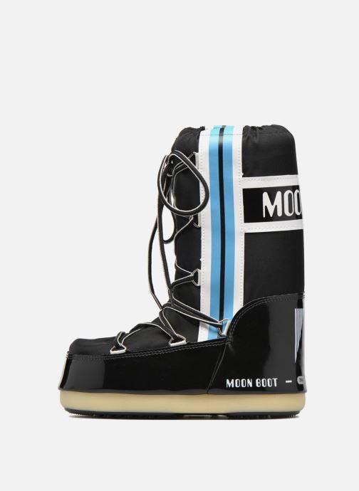 Stiefel Moon Boot Training schwarz ansicht von vorne