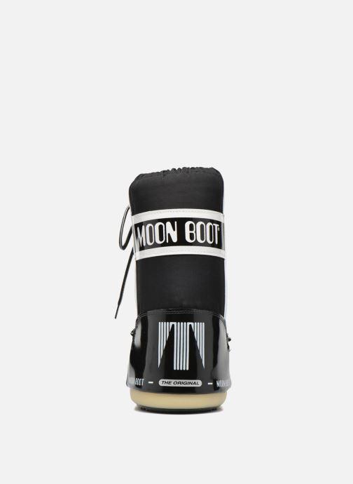 Bottes Moon Boot Training Noir vue droite