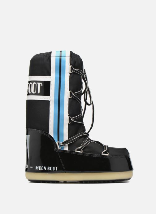 Bottes Moon Boot Training Noir vue derrière