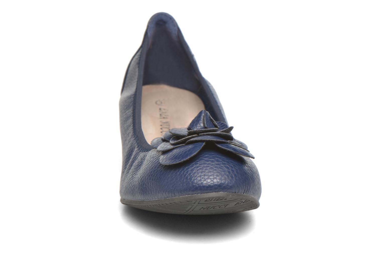Ballerinaer Enza Nucci Emilie Blå se skoene på