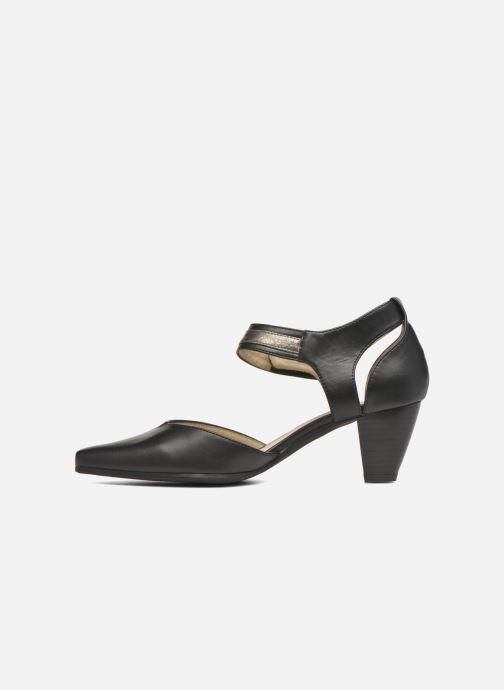 High heels Enza Nucci Johanna Black front view