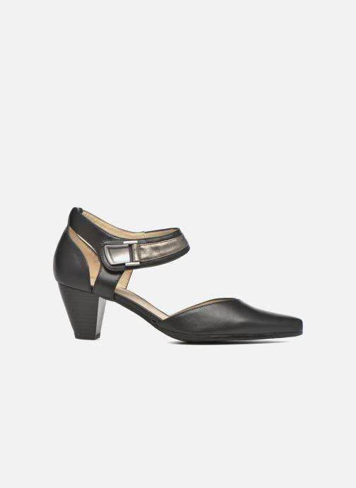 High heels Enza Nucci Johanna Black back view