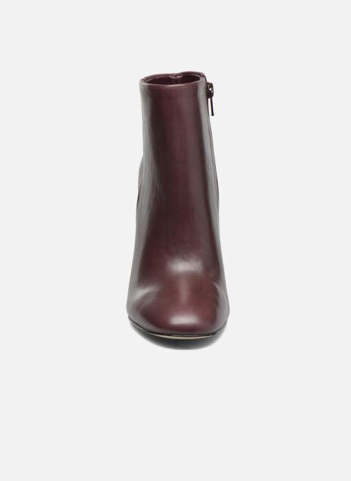 Bottines et boots Aldo ARAVIA Bordeaux vue portées chaussures