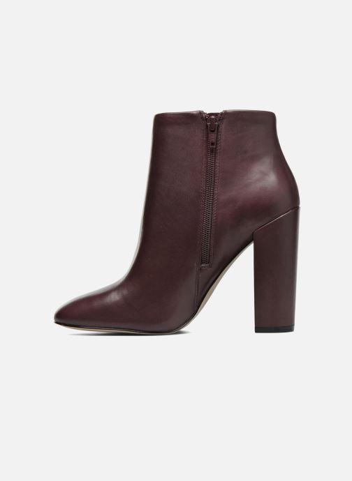 Bottines et boots Aldo ARAVIA Bordeaux vue face
