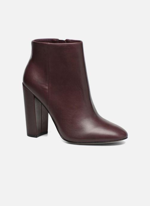 Bottines et boots Aldo ARAVIA Bordeaux vue détail/paire
