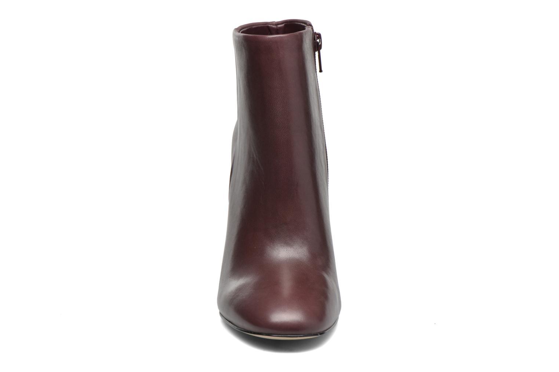 Stiefeletten & Boots Aldo ARAVIA weinrot schuhe getragen