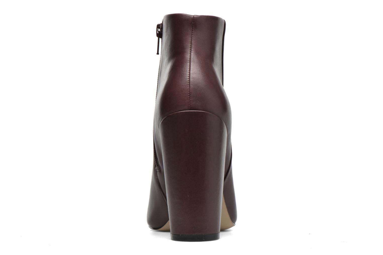 Bottines et boots Aldo ARAVIA Bordeaux vue droite
