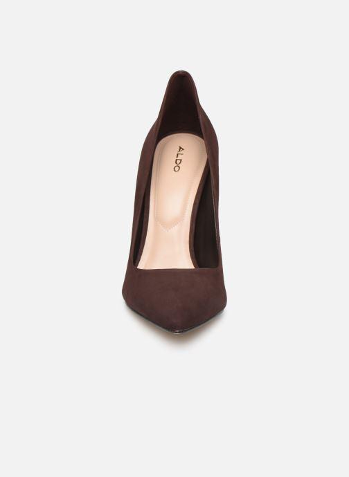 Escarpins Aldo CASSEDY Marron vue portées chaussures