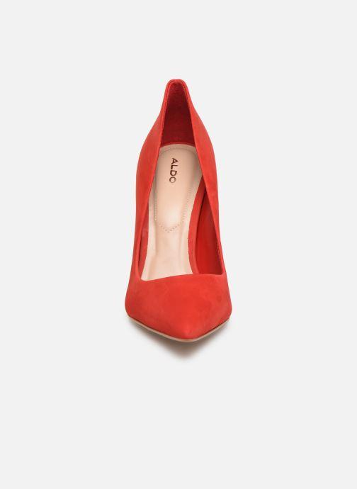 Escarpins Aldo CASSEDY Rouge vue portées chaussures