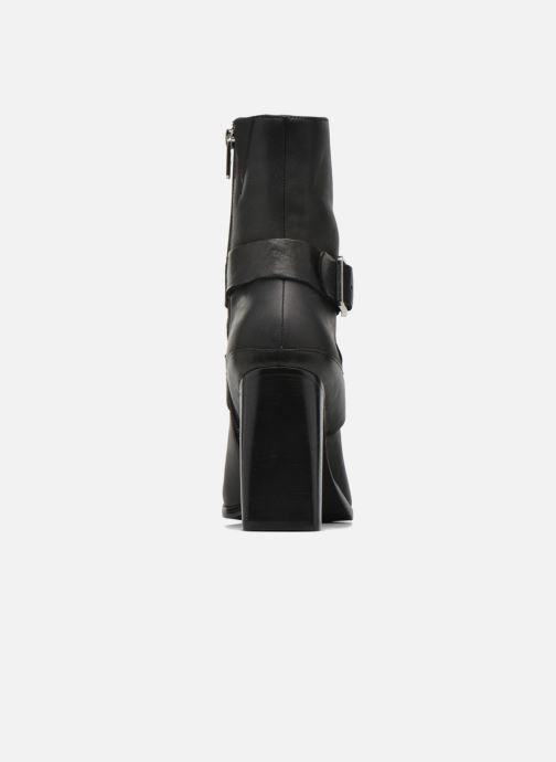 Boots en enkellaarsjes Aldo COINIA Zwart rechts