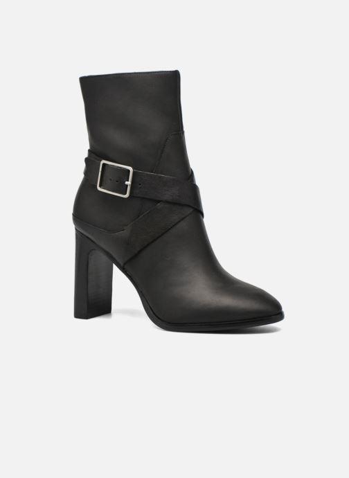 Boots en enkellaarsjes Aldo COINIA Zwart detail