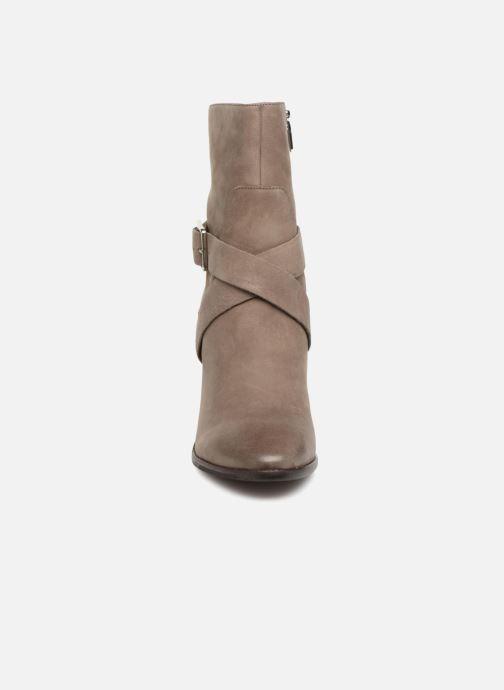 Bottines et boots Aldo COINIA Gris vue portées chaussures