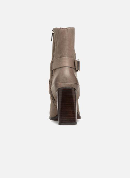 Bottines et boots Aldo COINIA Gris vue droite