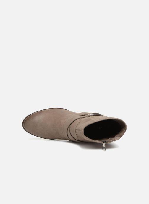 Bottines et boots Aldo COINIA Gris vue gauche