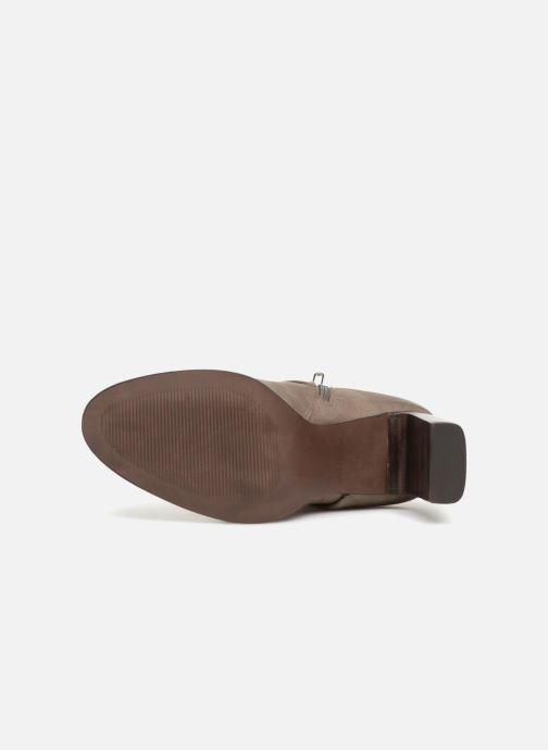 Bottines et boots Aldo COINIA Gris vue haut