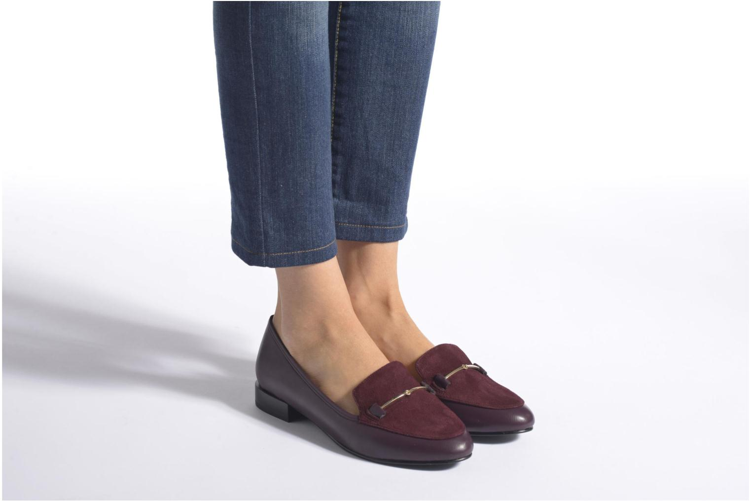Loafers Aldo HARRIETT Bordeaux se forneden