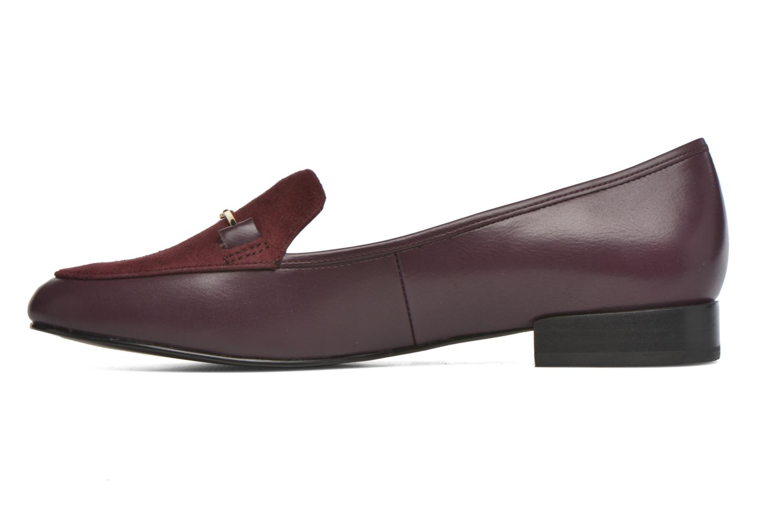 Loafers Aldo HARRIETT Bordeaux se forfra