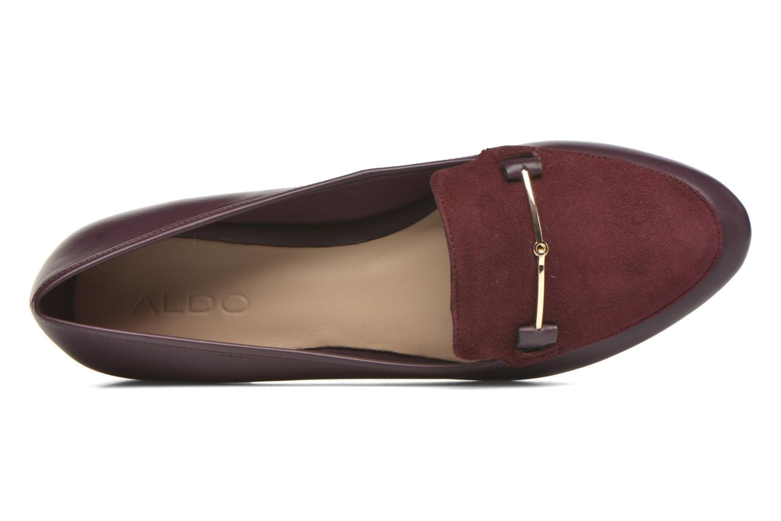 Loafers Aldo HARRIETT Bordeaux se fra venstre