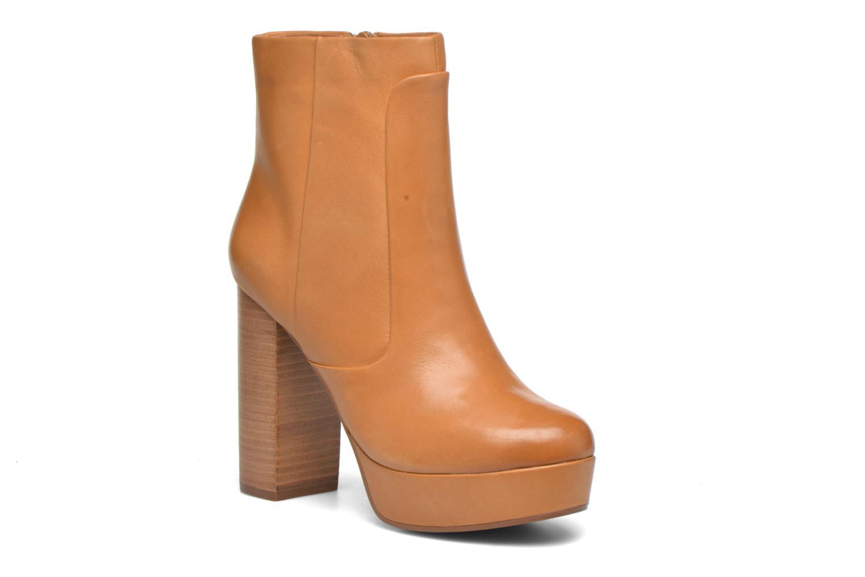 Bottines et boots Aldo KOBO Marron vue détail/paire