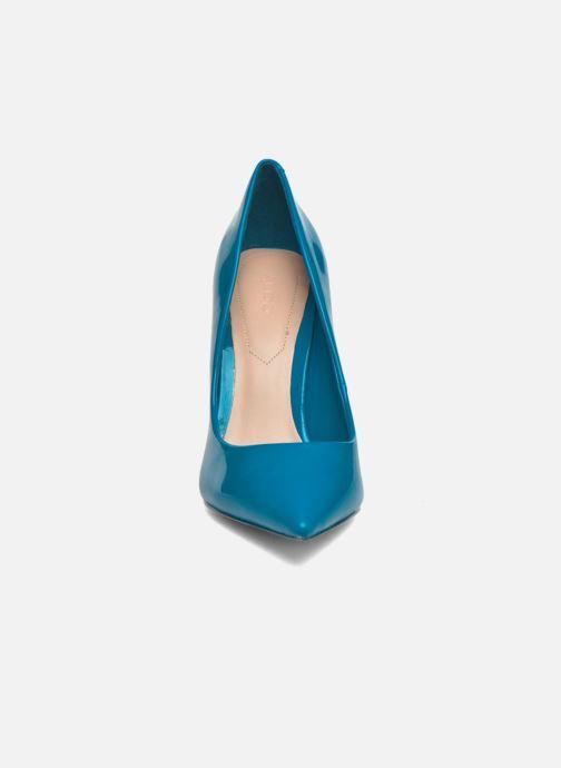 Escarpins Aldo STESSY Bleu vue portées chaussures