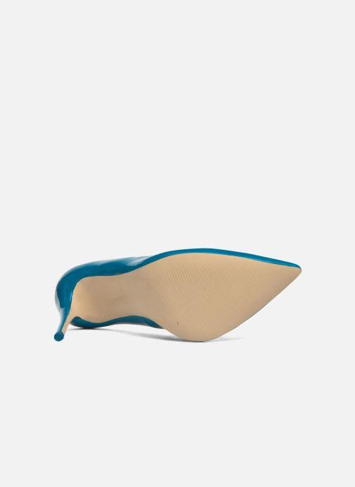 Escarpins Aldo STESSY Bleu vue haut