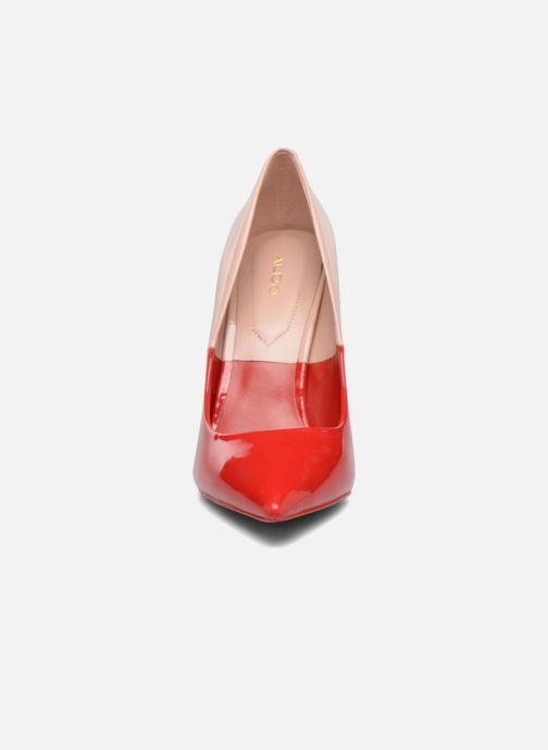 Escarpins Aldo STESSY Rouge vue portées chaussures